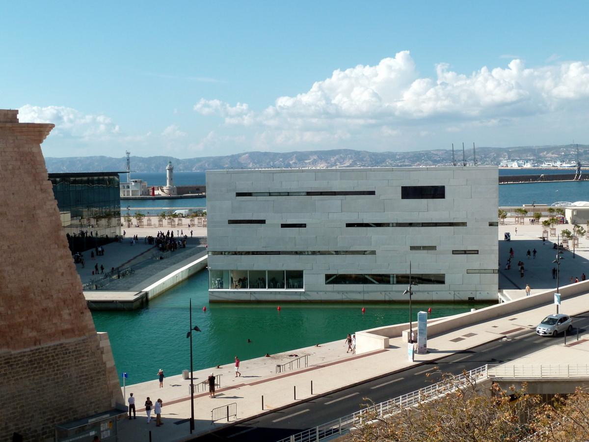 Le Musée MUCEM, Marseille